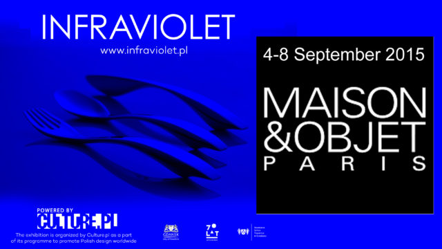 INRAVIOLET - Polish Party - Maison et Objet Paris 2015